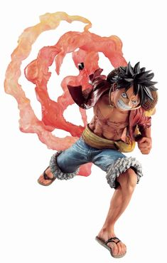 From the anime series One Piece, the Ichiban Kuji Professionals Line features your favorite pirates with flame effects, poised… Luffy Gear 5, Overwatch, Dbz Toys, One Piece Figure, Marvel, Zoro, Action Figures, Anime, Manga