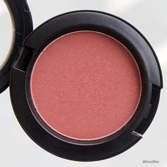 Mac Plum Foolery Blush...A beautiful blend of pink,plum and shimmer.Makes a great fall/winter blush.