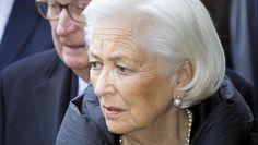La reina Paola de los belgas, hospitalizada por una fractura de vértebras tras una caída