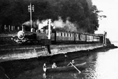Train at Cut and Cover Old Photos, Train, Cover, Old Pictures, Vintage Photos, Strollers