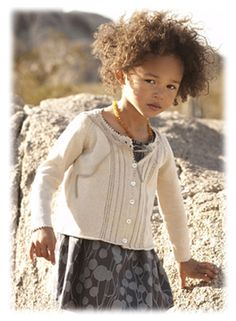 Love love Dagmar Daley's adorable baby and children's clothes.