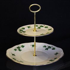2 tier cake stand, jewellery stand, home gift, tea parties, gifts for her, vintage home decor, wedding decoration.