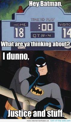 LOL Ohhhh Spiderman.