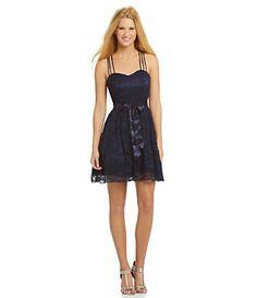 B. Darlin Lace Party Dress   Dillard's Mobile