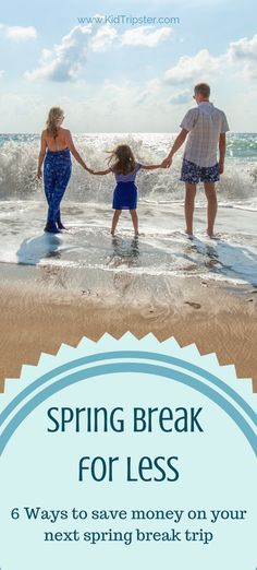 Spring break for less: 6 ways to save money on your next spring break trip. Spring Break Vacations, Ski Vacation, Beach Vacations, Arkansas, Travel With Kids, Family Travel, Channel Islands National Park, Kids Usa, Air New Zealand