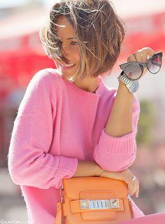 proenza schouler ps11 tiny shoulder bag on Galant Girl