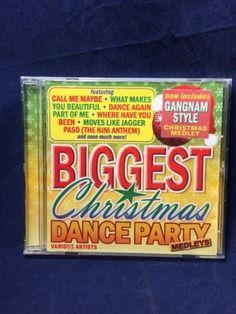 Biggest Christmas Dance Party Medleys Various Artists