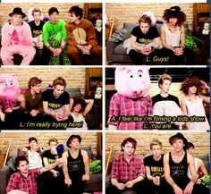luke is so done with everyone