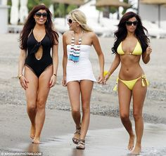 a054658c159b TOWIE take over Marbella: Sam and Amy are positively demure compared to  their cheeky co-stars