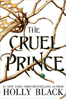 Mini-reviews: The Cruel Prince  Between the Blade and the Heart