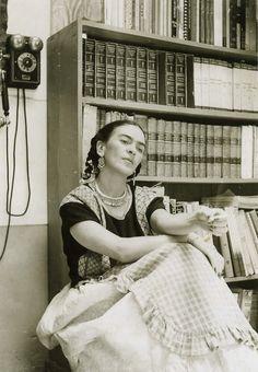 Frida Kahlo 1949