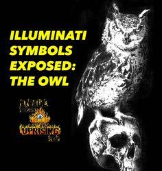 Illuminati Symbols Exposed: The Owl
