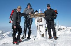 How I hope to get outside this winter: Mount Washington Winter Climb