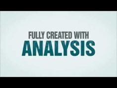 Analysis Infographic After Effect Template