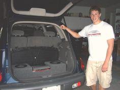 Andrew Kapraun's 2002 Chrysler PT Cruiser