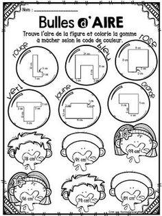 La classe de Mme Émond * petitcrayola: Bulles d'Aire
