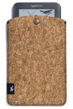 Go green with this sustainable cork Kindle sleeve.