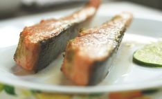Baked Salmon with Lime Butter | AIP Food Club
