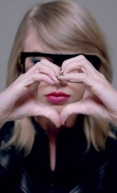 Honestly, it doesn't matter what era it is! I think Taylor will always be doing hand hearts! Maybe not as often as she used to but there will always be hand hearts! The hand heart will never fade!