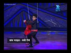 DID Little Masters 15Th July 2012 -- Faisal & shalini ! Awesomeee
