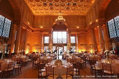 Asian Art Museum, San Francisco Wedding Venue  Venue Rental Fee (Saturday peak season): $10,000 – $13,000, please inquire / Small weddings for 35 guests or less starting at $3500  Rental Fee Includes: the use of agreed upon spaces, museum security, coat-check facilities, and a museum events liaison.  Catering: Choose From List  Capacity for a Seated Dinner: Up to 400 (not all in one room)
