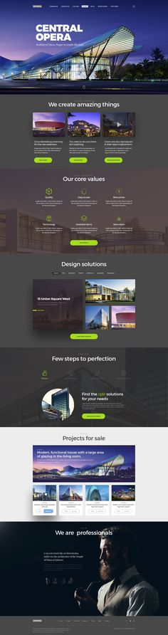 Interio is well suited for #architecture, #interior, exterior design, #web #design websites. #Minimal changes easily turn it into a site for any other sphere of #business. #Clean valid coding and comprehensive documentation help to perform it effortlessly. Clean #modern design and custom post types let you effectively showcase all services of the company. This #theme is very popular in ThemeForest with its minimal and modern effects.