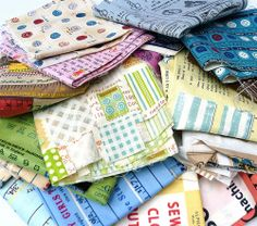 Fabric Pull- Prints-Design-Pattern Sewing themes