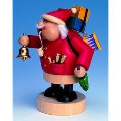 KWO Chubby Santa German Christmas Incense Smoker $114.99