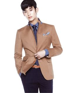 ZioZia Unveils New Ad Campaign Featuring Exclusive Model Kim Soo Hyun « Couch Kimchi