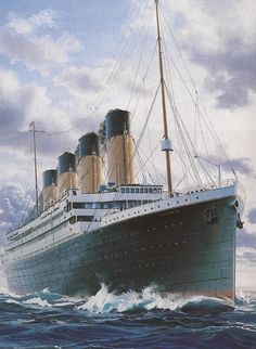Exploring the Titanic: How the Great Ship Ever Lost- Was Found by Robert D. Ballard My obsession with this ship. I will read anything about the Titanic. Titanic Ii, Titanic History, Titanic Photos, Titanic Sinking, Liverpool, Charles Trenet, Robert D, Submarines, Tall Ships