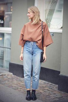 Mum jeans: il nuovo modello di jeans che sta spopolando!