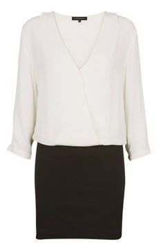 Second Female, Garcia Dress, Black/White