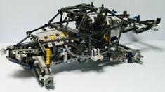 Hello everyone! My new creation is a big scale Baja Truck. For the first time, I used two SBricks for better control. Weight is 1920g. It is almost the same...