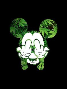 PotGuide is your directory to the world of recreational and medical marijuana, including marijuana dispensaries, 420 friendly lodging, events, activities and cannabis news and culture. Marijuana Art, Medical Marijuana, Marijuana Leaves, Trippy Wallpaper, Iphone Wallpaper, Mickey Mouse Wallpaper, Stoner Art, Weed Art, Dope Art