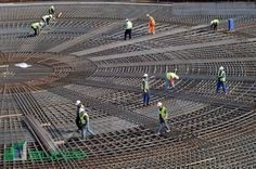 Rebar Shop Drawings, Slabs, Walls, Foundation Detailing Services New Zealand Steel Frame Construction, Road Construction, Construction Design, House Front Design, Roof Design, Gate Design, Rebar Detailing, Architecture Blueprints, Civil Engineering Construction