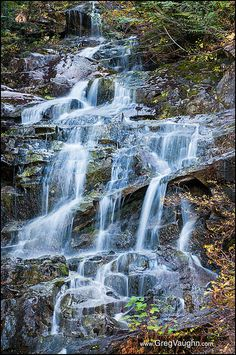 Bridal Veil Falls Trail, Mount Baker-Snoqualmie National Forest, Washington