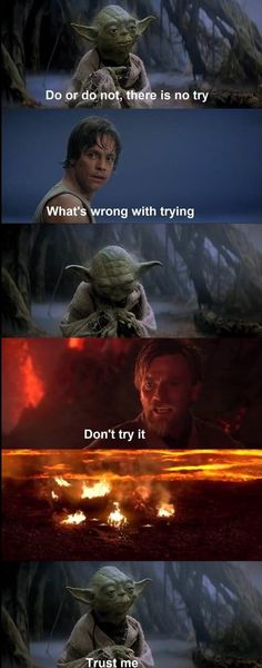 46 Star Wars Memes That Will Give Your Life A New Hope - Memebase - Funny Memes Source by mangle_k. 46 Star Wars Memes That Will Give Your Life A New Hope - Memebase - Funny MemesSource by mangle_k Star Wars Trivia, Star Wars Meme, Star Wars Facts, Funny Star Wars Quotes, Star Wars Comics, Star Wars Clone Wars, Lego Star Wars, Star Trek, Images Star Wars