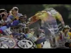 Mountain Dew - BMX Freestyle Commercial 1984!
