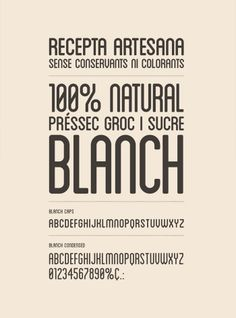 Fruita Blanch Packaging - TheDieline.com - Package Design Blog