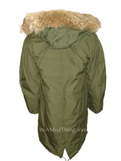 Image result for fish tail parka
