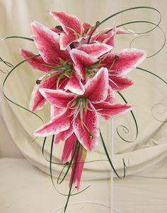 Stargazer bouquet