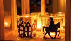 DIY: Sinterklaaslichtjes