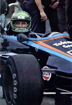 Brian Henton - Ralt RT2 Hart - Toleman Group Motorsport - Formula 2 1979