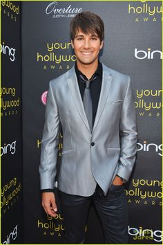 James Maslow: Young Hollywood Awards 2012