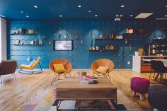 WeWork Retail space in ATX