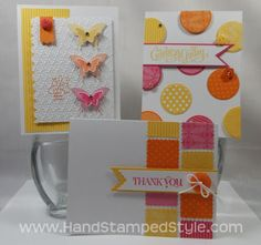 Simple Spring Cards