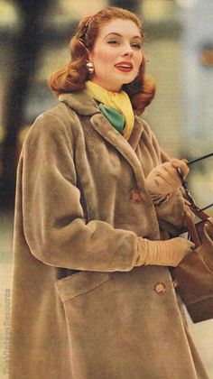 Suzy Parker for North Bay, 1956