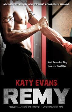My current Book Boyfriend... Remmington Tate. The Real Series by Katy Evans has to be one of my favorite series in years. Swoon!