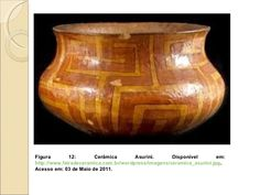 Resultado de imagem para cerâmica asurini
