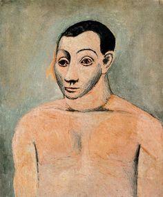 Self-Portrait 1906 Picasso